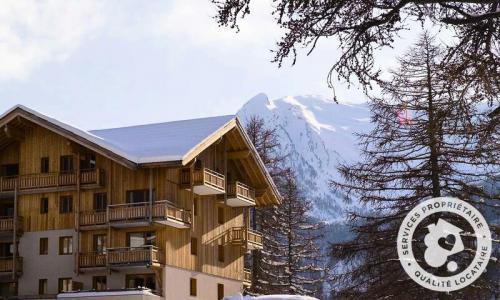 Alquiler Les Orres : Le Balcon des Airelles invierno