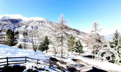 Rental Les Orres : Les Balcons de Pramouton winter