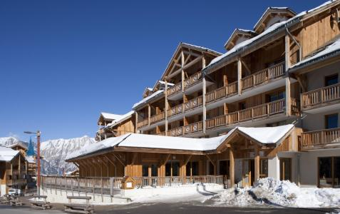 Accommodation Les Chalets De Bois Mean