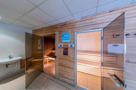 Location au ski Les Chalets de Bois Méan - Les Orres - Sauna