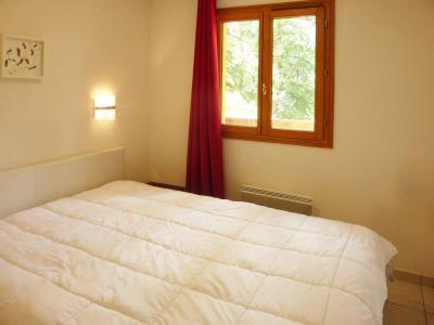 Rent in ski resort 2 room apartment 4 people (500) - Résidence Balcon des Airelles - Les Orres - Bedroom