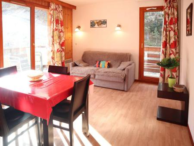 Wynajem na narty Apartament 2 pokojowy 4 osób (1020) - Résidence la Combe d'Or - Les Orres