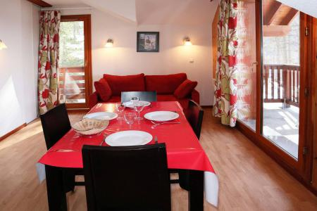 Wynajem na narty Apartament 2 pokojowy 4 osób (1043) - Résidence la Combe d'Or - Les Orres