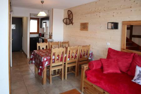 Wynajem na narty Apartament duplex 3 pokojowy 6 osób (1031) - Résidence la Combe d'Or - Les Orres