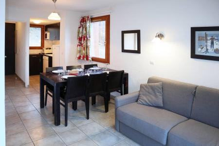 Wynajem na narty Apartament duplex 3 pokojowy 6 osób (1004) - Résidence la Combe d'Or - Les Orres