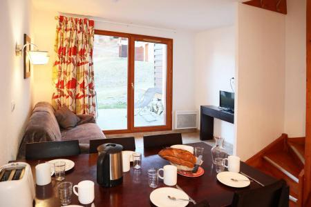 Wynajem na narty Apartament duplex 3 pokojowy 6 osób (1005) - Résidence la Combe d'Or - Les Orres