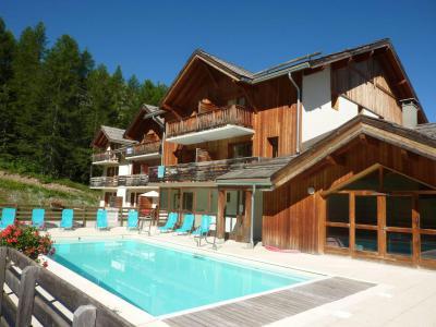 Wynajem na narty Apartament duplex 3 pokojowy 6 osób (1016) - Résidence la Combe d'Or - Les Orres