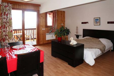 Location au ski Studio 4 personnes (1026) - Résidence la Combe d'Or - Les Orres - Appartement