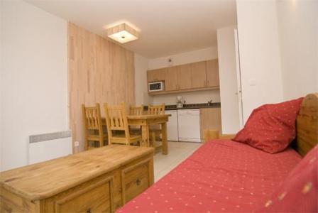 Location au ski Appartement 2 pièces 4 personnes (BBF) - Residence Le Balcon Des Airelles - Les Orres - Séjour