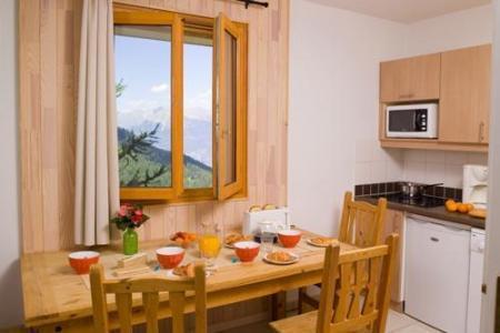 Location au ski Residence Le Balcon Des Airelles - Les Orres - Kitchenette