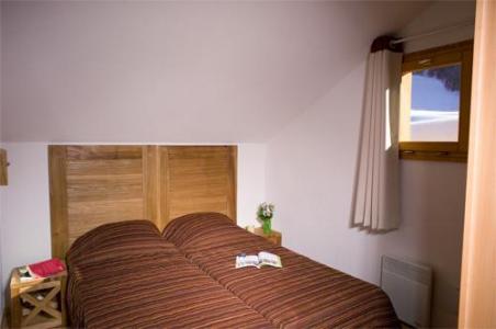 Location au ski Appartement 2 pièces coin montagne 7 personnes (BBW) - Residence Le Parc Des Airelles - Les Orres - Chambre