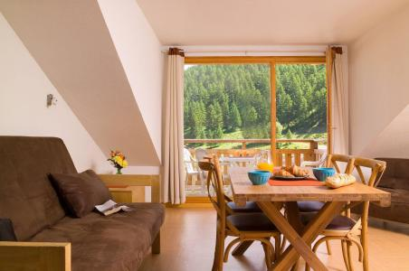Location au ski Residence Le Parc Des Airelles - Les Orres - Séjour