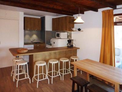 Wynajem na narty Apartament 2 pokojowy 6 osób (342) - Résidence le Silhourais - Les Orres