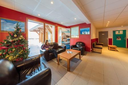 Rent in ski resort Résidence les Balcons de Bois Méan - Les Orres - Reception