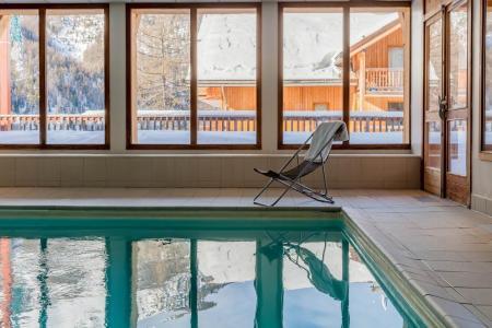 Rent in ski resort Résidence les Balcons de Bois Méan - Les Orres