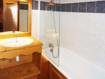 Rent in ski resort 2 room apartment 6 people (810) - Résidence les Eglantines - Les Orres - Bathroom