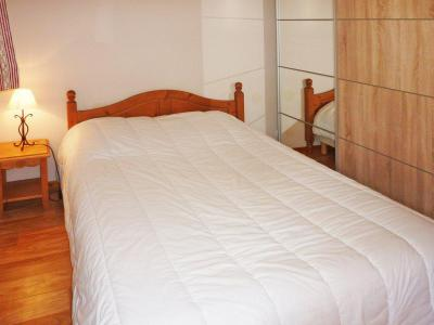 Rent in ski resort 2 room apartment 6 people (810) - Résidence les Eglantines - Les Orres - Double bed