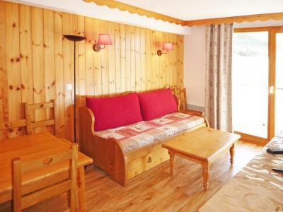 Rent in ski resort 2 room apartment 6 people (810) - Résidence les Eglantines - Les Orres - Table