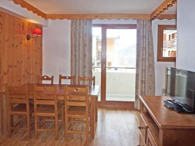 Rent in ski resort 2 room apartment 6 people (813) - Résidence les Eglantines - Les Orres - Living room