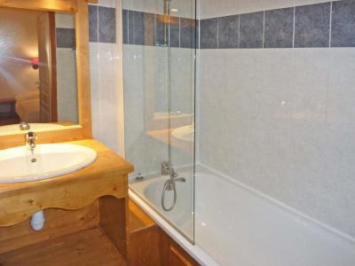 Rent in ski resort 2 room apartment 6 people (813) - Résidence les Eglantines - Les Orres - Shower room
