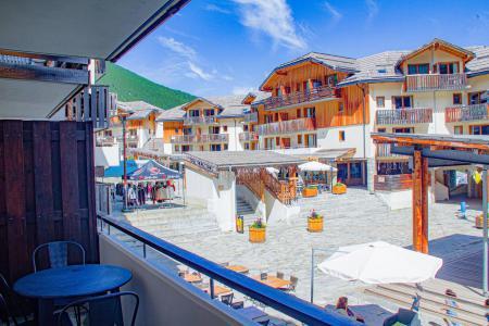 Rent in ski resort Résidence les Eglantines - Les Orres