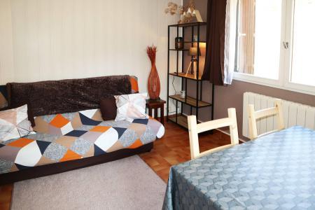 Location au ski Studio coin montagne 4 personnes (470) - Residence Les Flocons