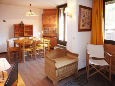 Wynajem na narty Apartament 2 pokojowy z alkową 6 osób (118) - Résidence les Gradins - Les Orres