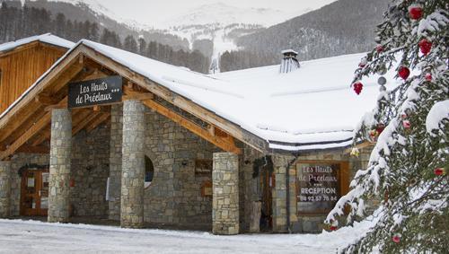 Huur Residence Les Hauts De Preclaux winter