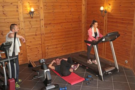 Rent in ski resort Résidence les Hauts de Préclaux - Les Orres