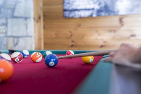 Rent in ski resort Résidence les Hauts de Préclaux - Les Orres - Pool