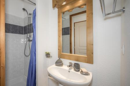 Rent in ski resort Résidence les Hauts de Préclaux - Les Orres - Shower