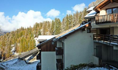 Alquiler Les Orres : Résidence les Monts du Bois d'Or - Les Colchiques invierno