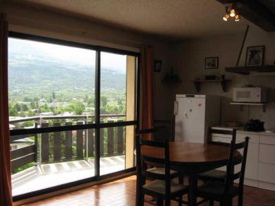 Location au ski Appartement 2 pièces 4 personnes (44) - Residence Plein Ciel