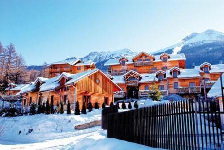 Location Les Orres : Residence Sunelia Les Logis D'orres hiver