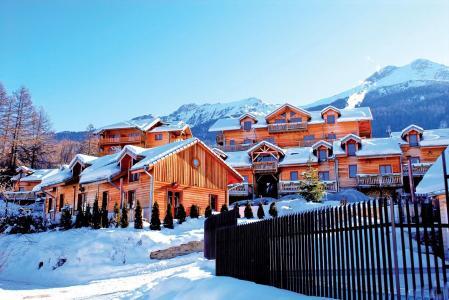 Rental Residence Sunelia Les Logis D'orres winter