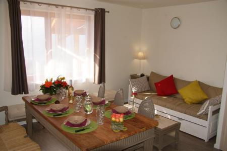 Location au ski Appartement 3 pièces 6 personnes - Residence Sunelia Les Logis D'orres - Les Orres - Séjour