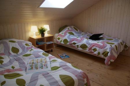 Location au ski Chalet duplex 4 pièces 9 personnes - Residence Sunelia Les Logis D'orres - Les Orres - Chambre mansardée