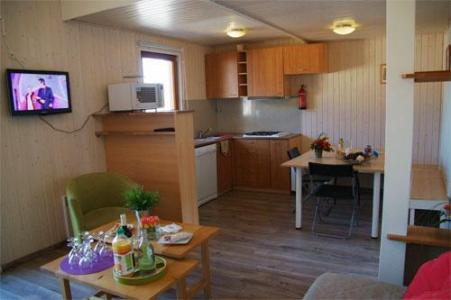 Location au ski Chalet duplex 4 pièces 9 personnes - Residence Sunelia Les Logis D'orres - Les Orres - Cuisine