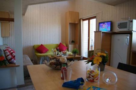 Location au ski Chalet duplex 4 pièces 9 personnes - Residence Sunelia Les Logis D'orres - Les Orres - Séjour