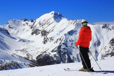 Location au ski Residence Sunelia Les Logis D'orres - Les Orres - Extérieur hiver