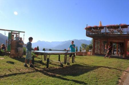 Location au ski Residence Sunelia Les Logis D'orres - Les Orres - Jeux