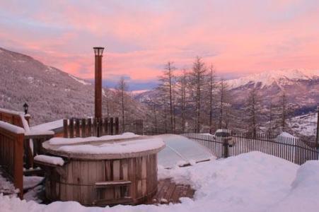 Location au ski Residence Sunelia Les Logis D'orres - Les Orres - Relaxation