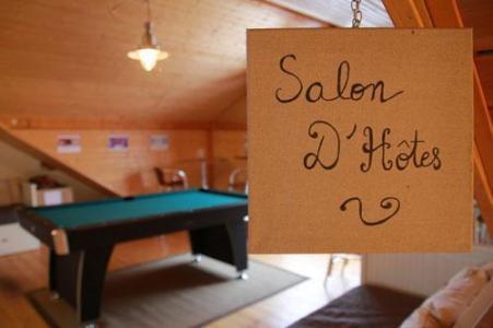 Location au ski Residence Sunelia Les Logis D'orres - Les Orres - Intérieur