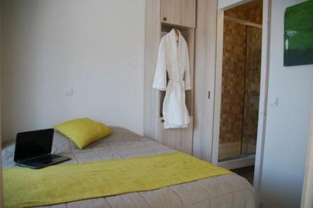 Location au ski Studio 3 personnes - Residence Sunelia Les Logis D'orres - Les Orres - Chambre