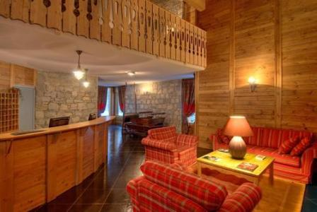 Rent in ski resort Residences La Foret D'or - Les Orres - Reception