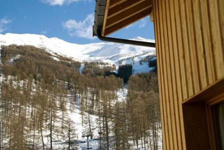 Rent in ski resort Residences La Foret D'or - Les Orres - Inside