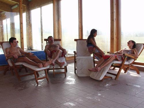 Location au ski Residence Les Clarines - Les Rousses - Piscine