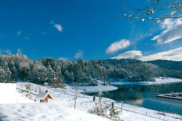 Noël au ski Vvf Villages La Mercantine