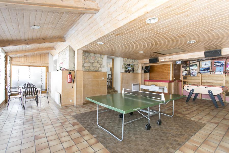 Location au ski Résidence les Clarines - Les Rousses - Intérieur