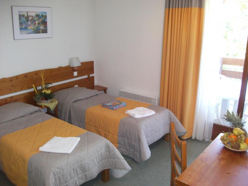 Location au ski VVF Villages Jura les Rousses - Les Rousses - Chambre